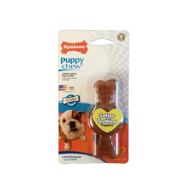 Juguete p/Cachorros Sabor Pollo