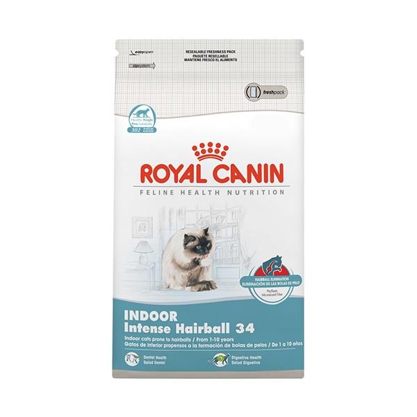 Royal Canin Indoor Intense Hairball