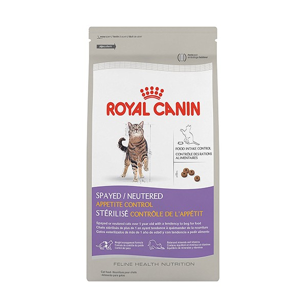 Royal Canin Spayed Neutered Appetite Control