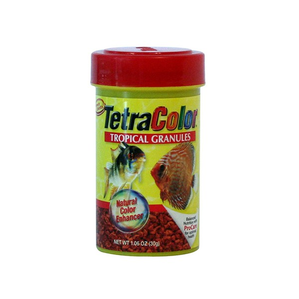 Alimento TetraColor Tropical Gránulos