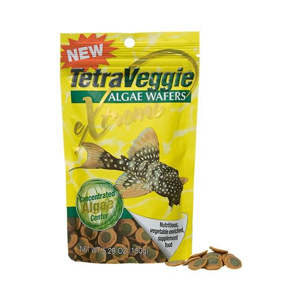 Alimento Tetra Veggie Algae Wafle