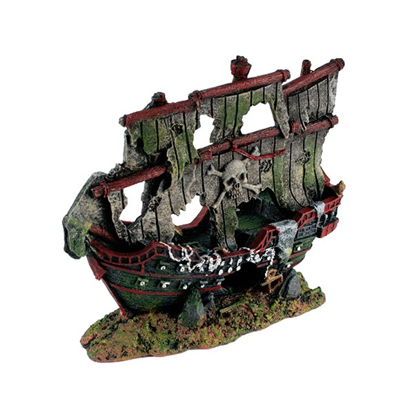 Naufragio Pirata 1Med
