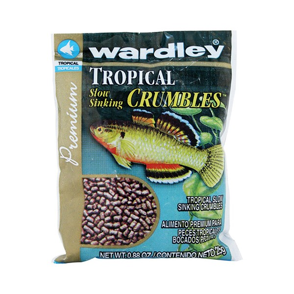 Alimento Mini Pellets Peces Tropicales