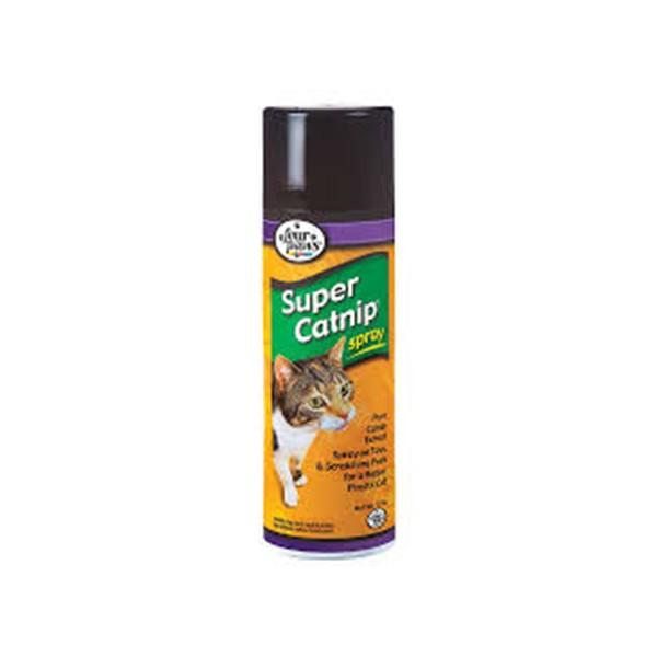 Atrayente Catnip en Spray para Gatos