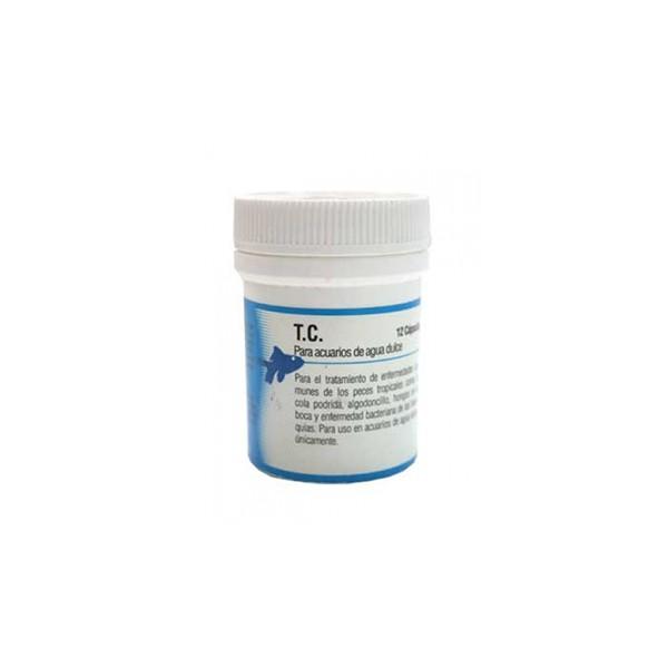 Tratamiendo para Acuario Dulce T.C