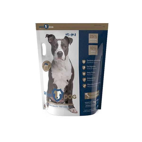 Alimento Para Adulto Iron Dog