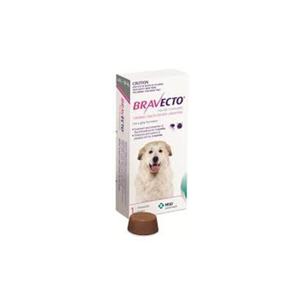Bravecto Antipulgas 40 a 56 Kg