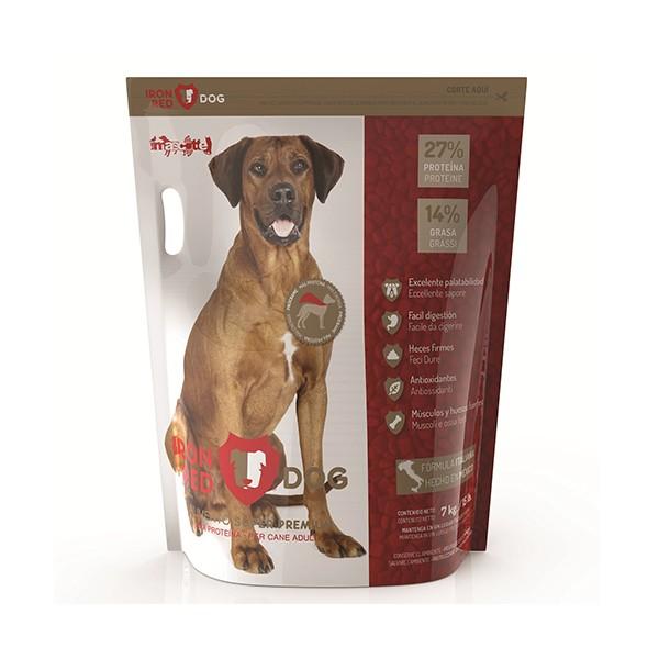 Alimento Iron Dog Alto en Proteína