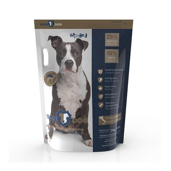 Alimento Para Cachorro Alto en Proteína