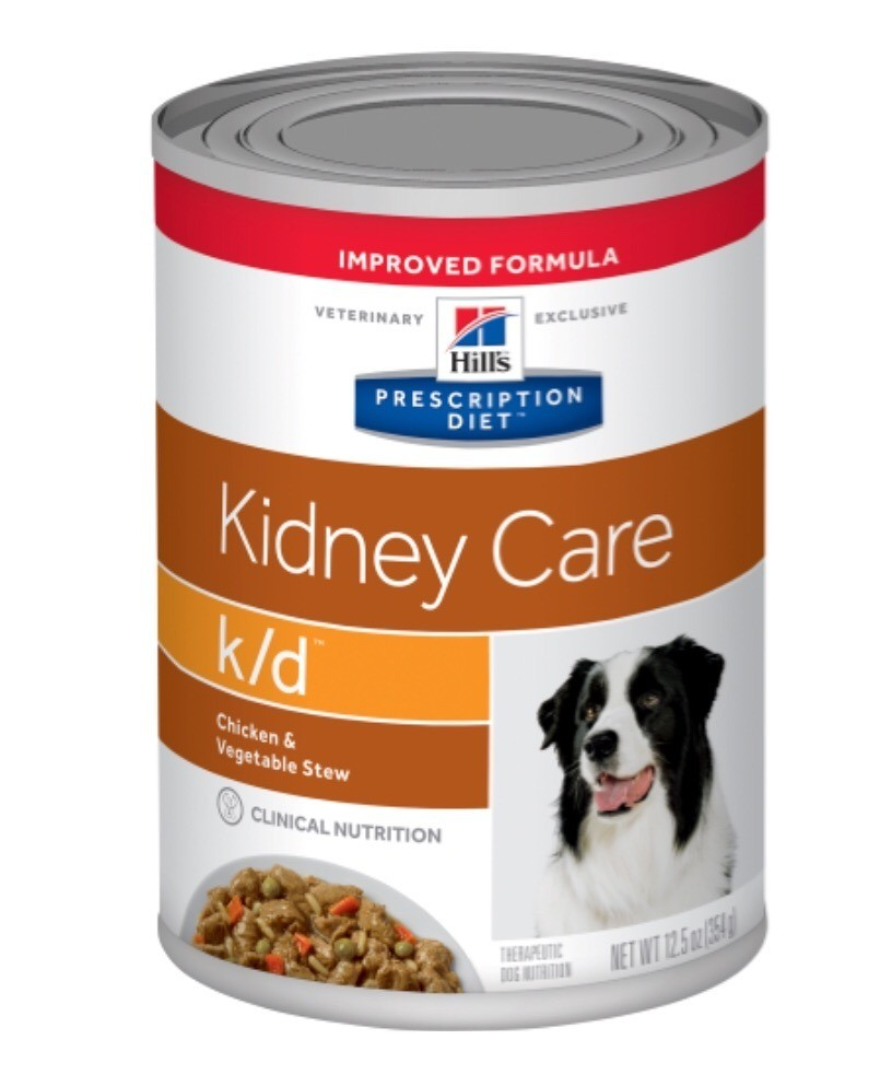 Prescription Diet K/d Canino (Lata)