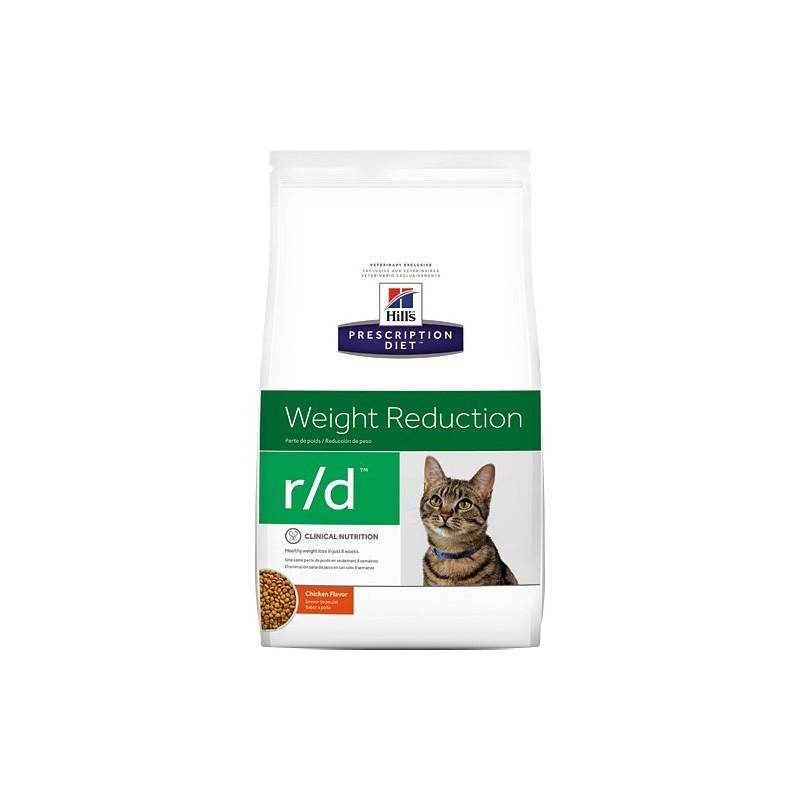 Prescription Diet r/d Felino Sobrepeso /enf. Fibrorresponsivas