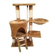 Mueble Con Escalera y Hamaca