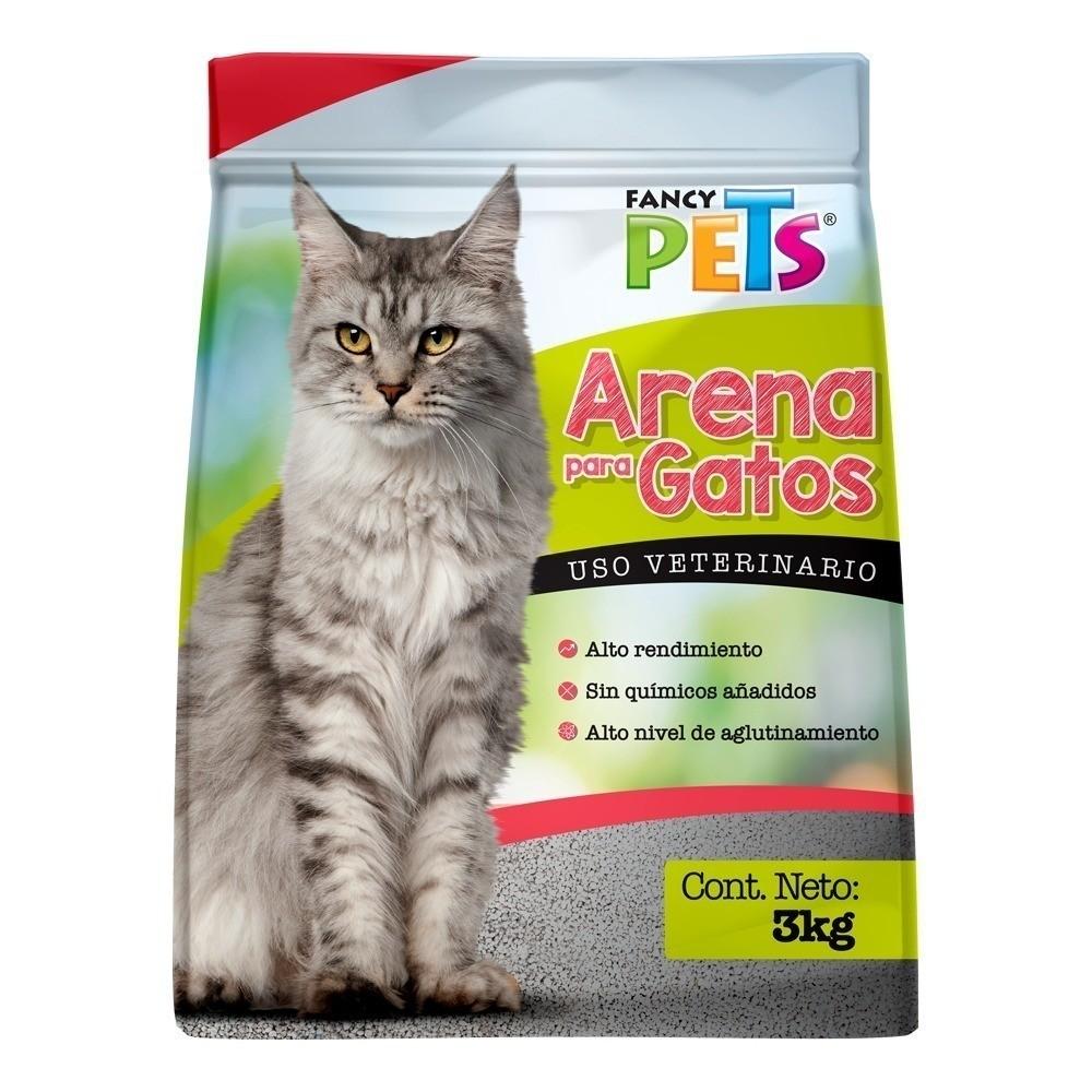 Arena Para Gato 3Kgm (Bolsa)