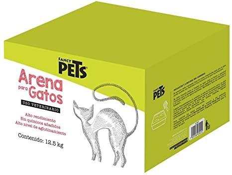 Arena Para Gato 12.5Kg (Caja)