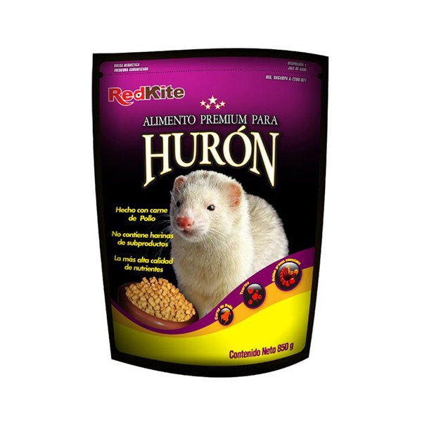 Alimento Premium P/Hurón