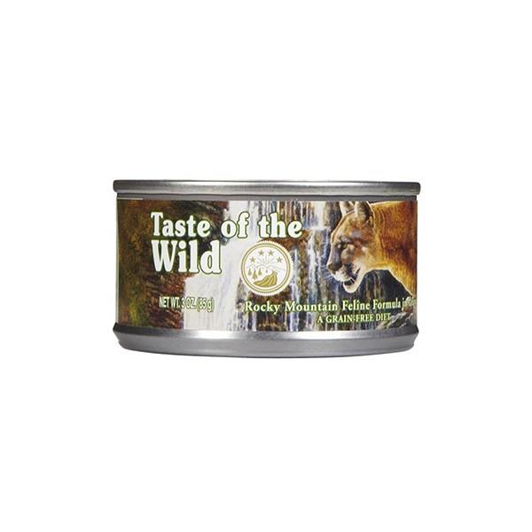 Alimento Rocky Mountain Feline  Lata