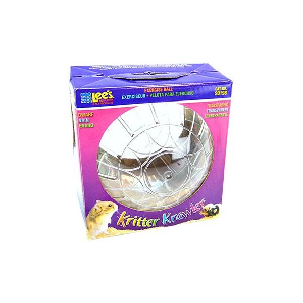 Esfera p/Hamsters Transparente Grande