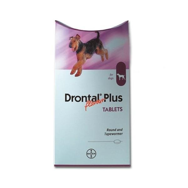 Desparasitador Drontal Plus