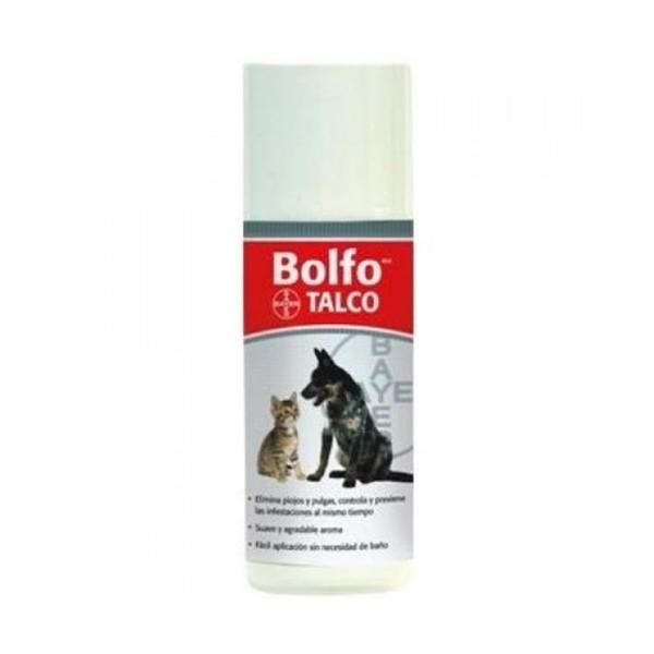 Bolfo Talco Antipulgas
