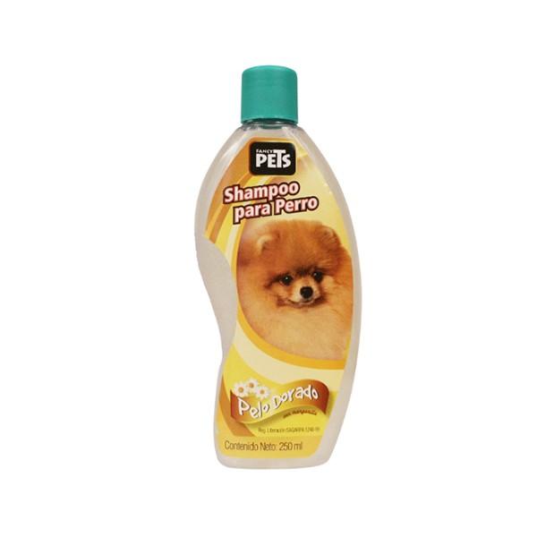 Shampoo Pelo Dorado