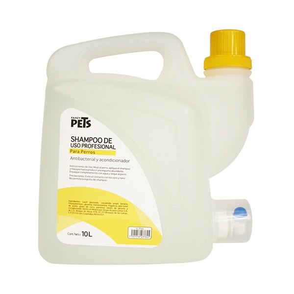 Shampoo 10 L (Uso Profesional)