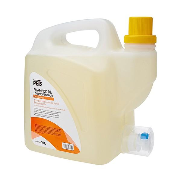 Shampoo Antibacterial 10L (Uso Profesional)