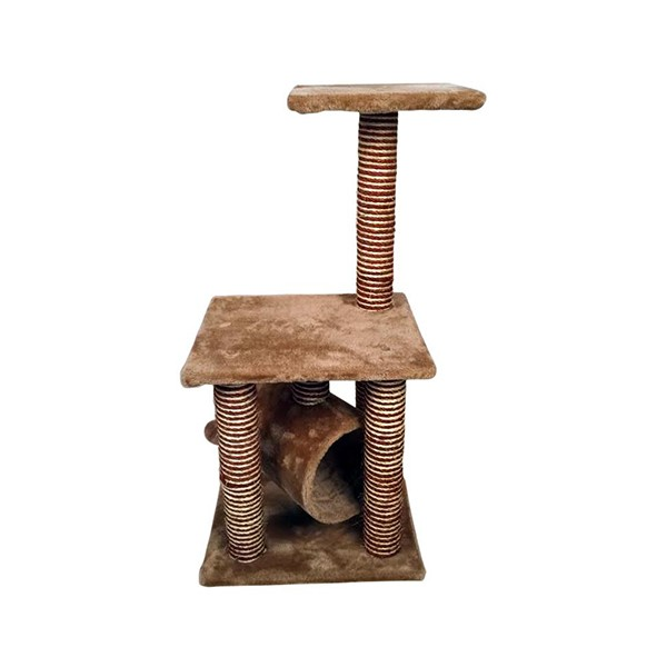 Mueble P/Gato con Túnel