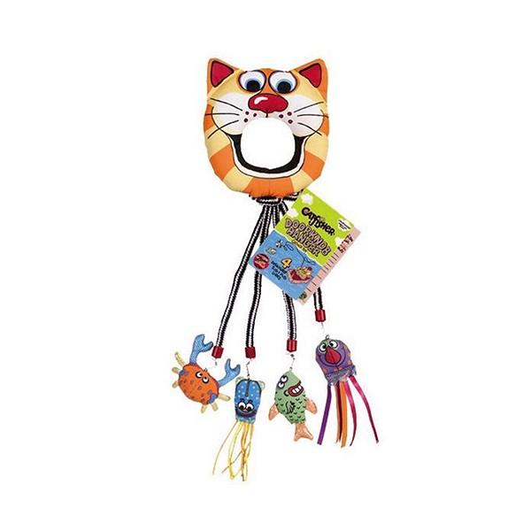 Juguete Para Gato Doorknob