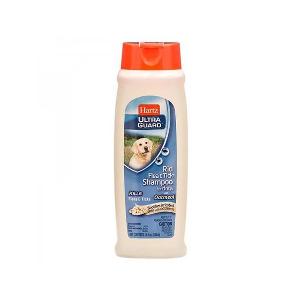 Shampoo Antipulgas Avena