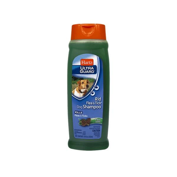 Shampoo Antipulgas Esencia Fresca