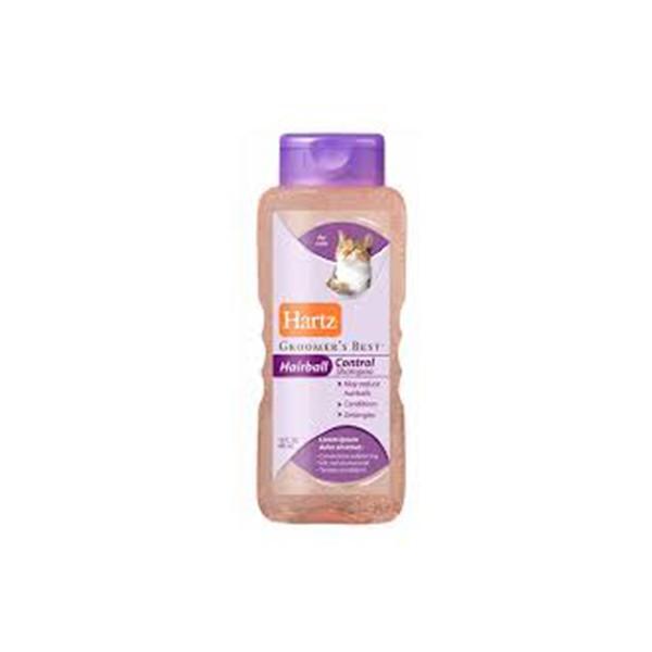 Shampoo control bolas de pelo