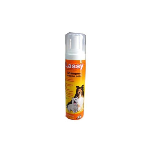 Shampoo Lassy Espuma Seca