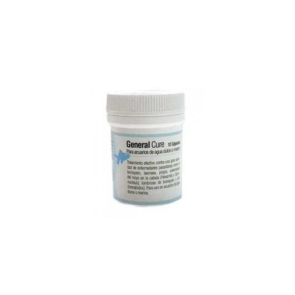 Tratamiento p/Acuario Dulce o Salado General Cure