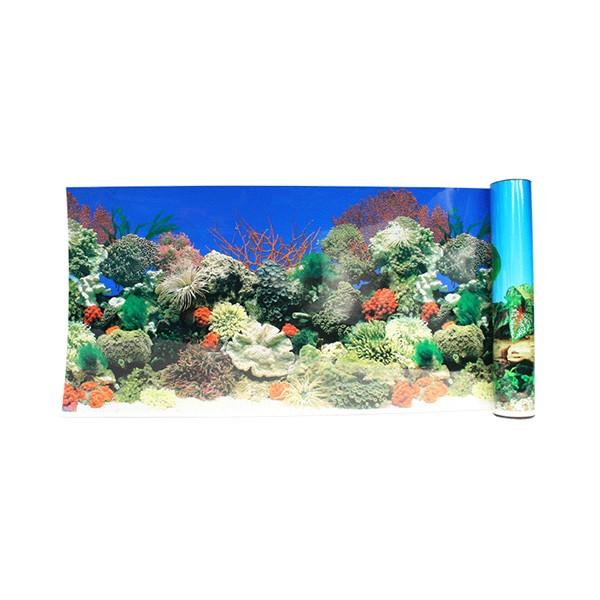 Respaldo Doble Vista Coral Rojo