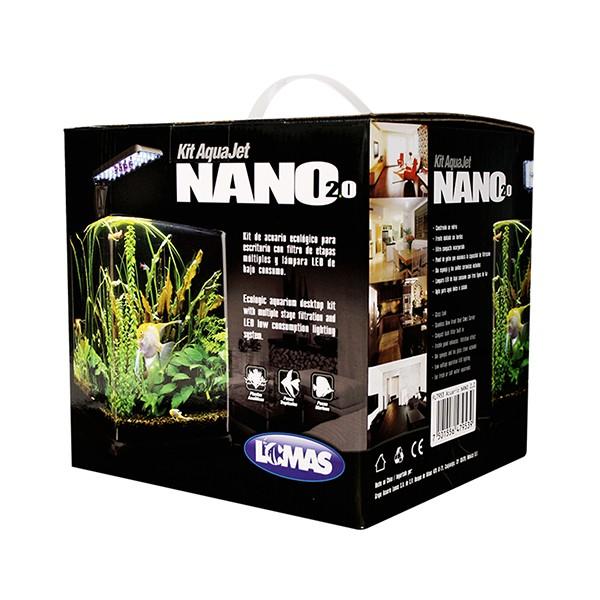 Acuario Nano Cubo